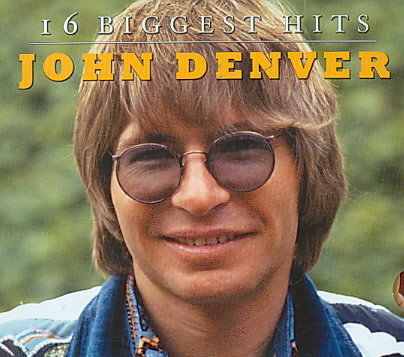 16 BIGGEST HITS BY DENVER,JOHN (CD)